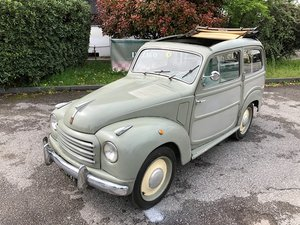 Picture of 1952 Fiat - 500 C Belvedere For Sale