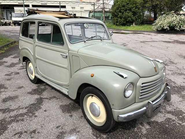 1952 Fiat - 500 C Belvedere For Sale (picture 4 of 6)