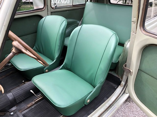 1952 Fiat - 500 C Belvedere For Sale (picture 5 of 6)