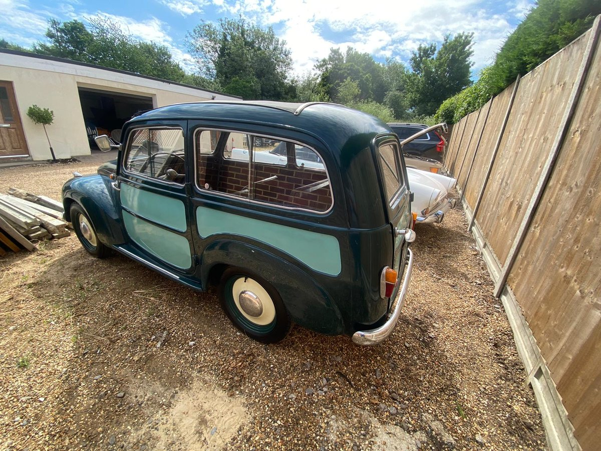 fiat  tipolino belverdere 1953 For Sale (picture 3 of 6)