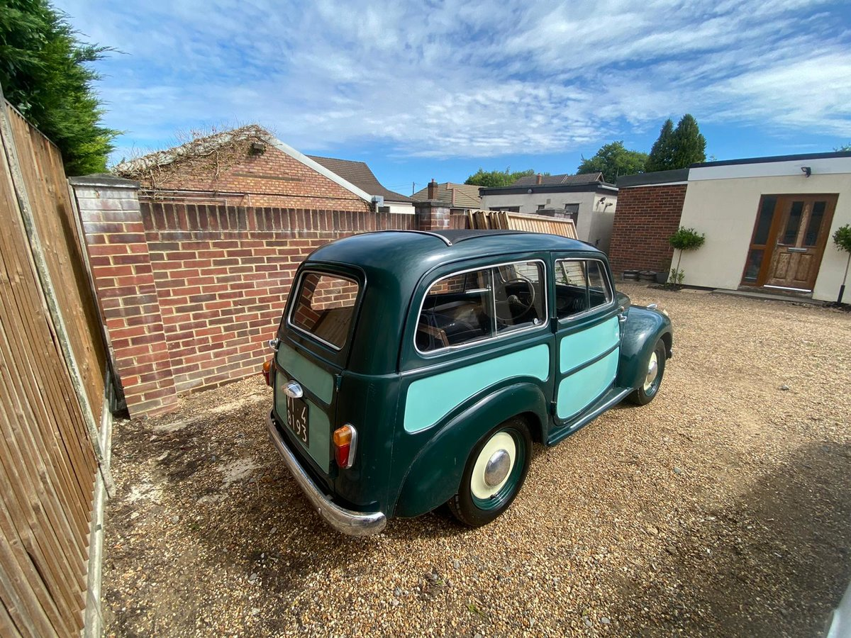 fiat  tipolino belverdere 1953 For Sale (picture 4 of 6)