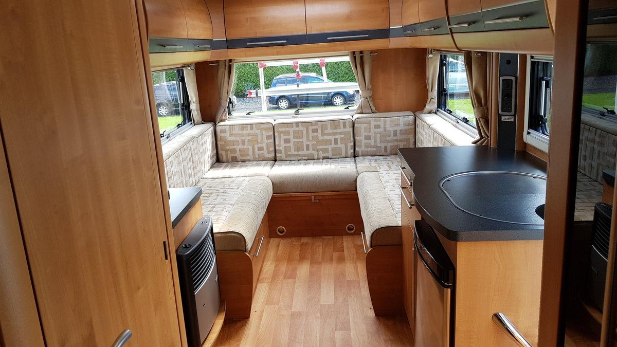 2011 autotrail apache 3.0 diesel motorhome 634 u shape SOLD (picture 4 of 6)
