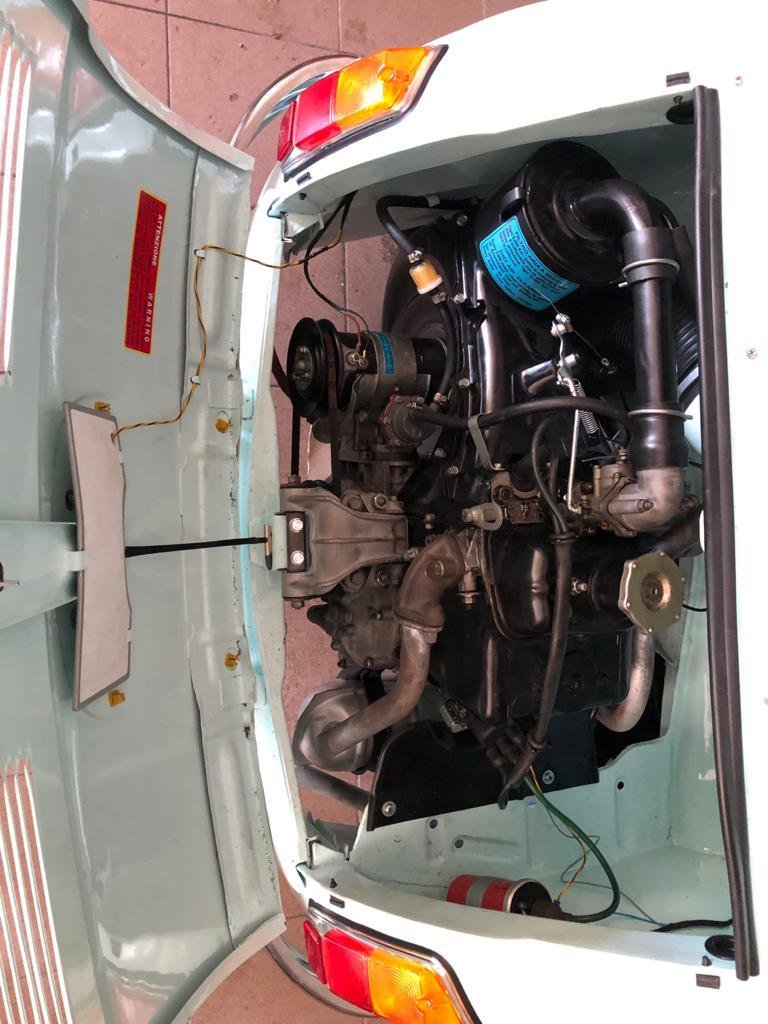 1968 Fiat 500 Jolly replica For Sale (picture 6 of 6)