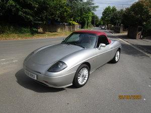 2000 Fiat Barchetta Riviera