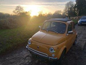 Fiat 500L 625cc