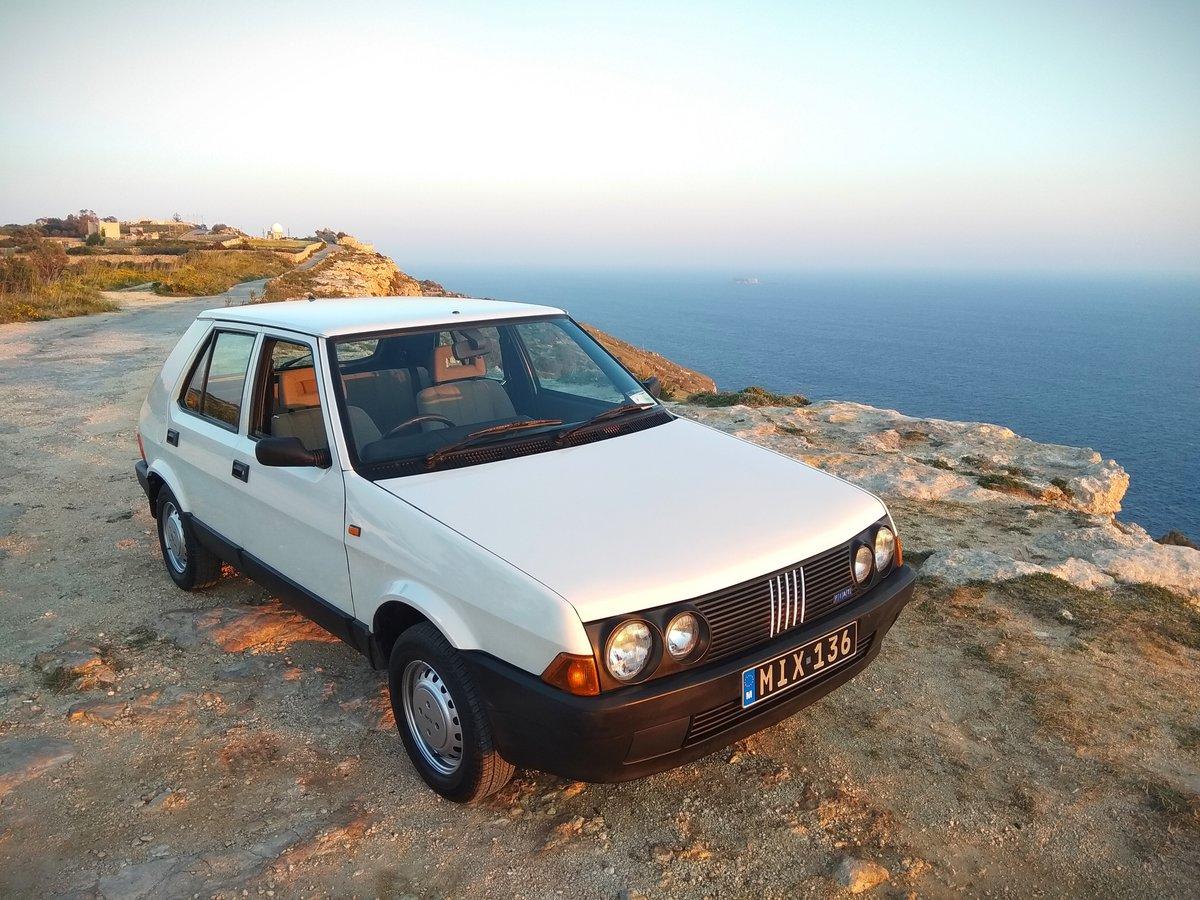 1987 Fiat Ritmo/strada Beautiful original RHD For Sale (picture 1 of 6)