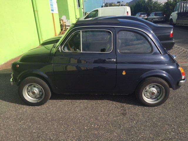 1972 Fiat 500 For Sale (picture 1 of 5)