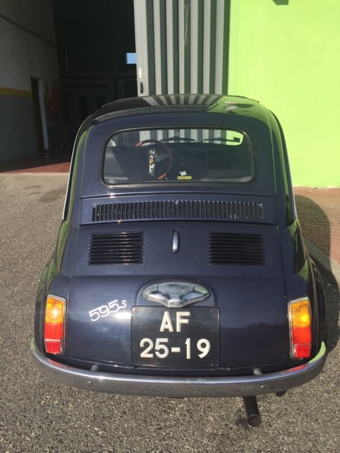 1972 Fiat 500 For Sale (picture 2 of 5)