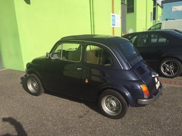 1972 Fiat 500 For Sale (picture 3 of 5)