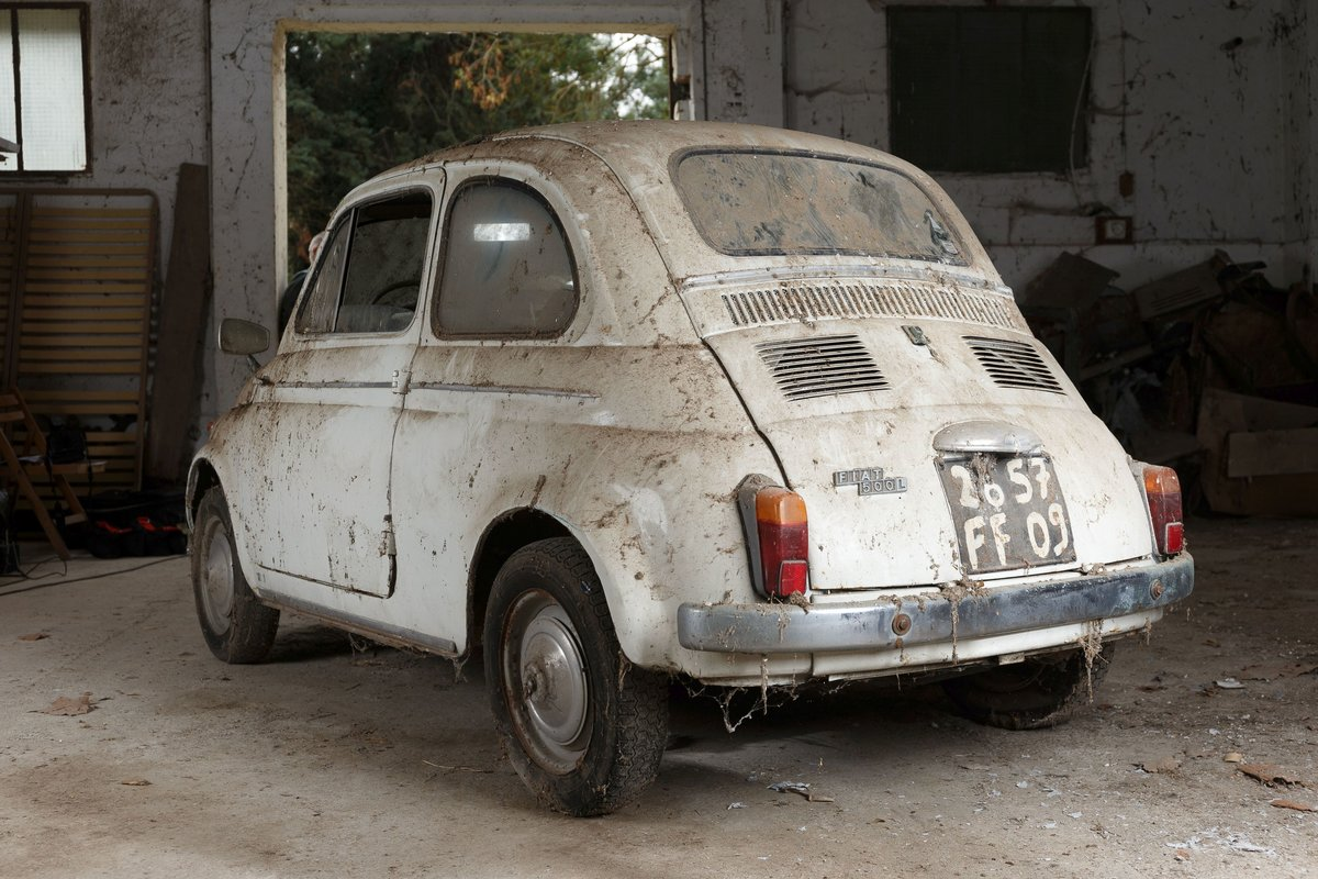 1962 Fiat 500 D - No reserve For Sale by Auction (picture 2 of 6)