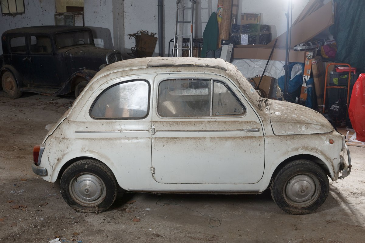 1962 Fiat 500 D - No reserve For Sale by Auction (picture 3 of 6)