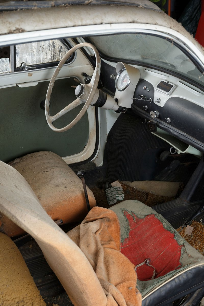 1962 Fiat 500 D - No reserve For Sale by Auction (picture 4 of 6)