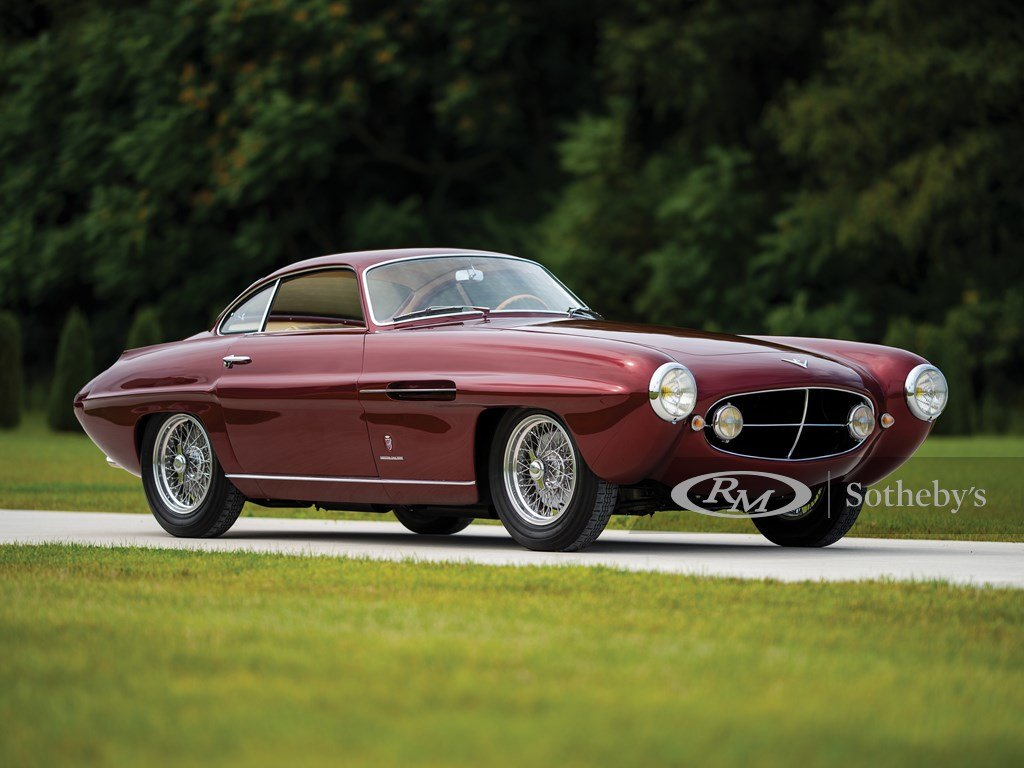 1953 Fiat 8V Supersonic by Ghia For Sale by Auction (picture 1 of 6)