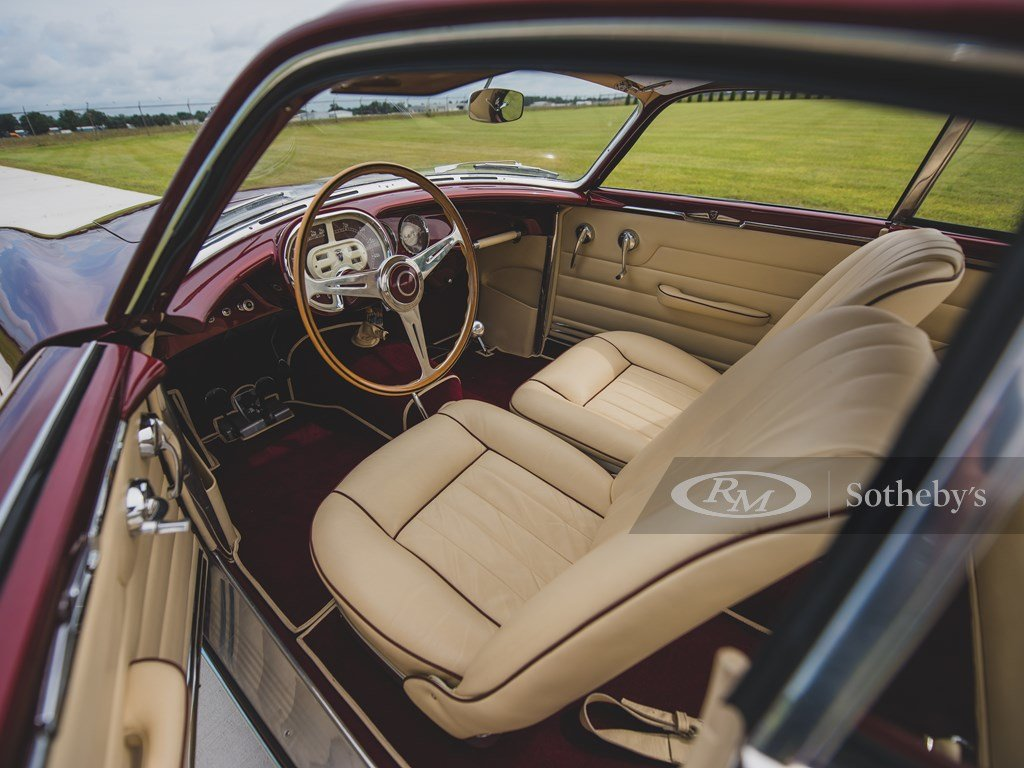 1953 Fiat 8V Supersonic by Ghia For Sale by Auction (picture 4 of 6)