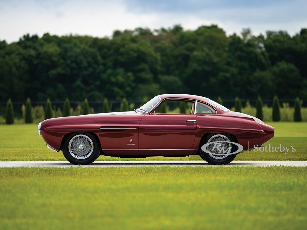 1953 Fiat 8V Supersonic by Ghia For Sale by Auction (picture 5 of 6)