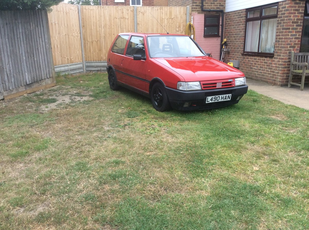 1993 FIAT UNO TURBO For Sale (picture 1 of 3)