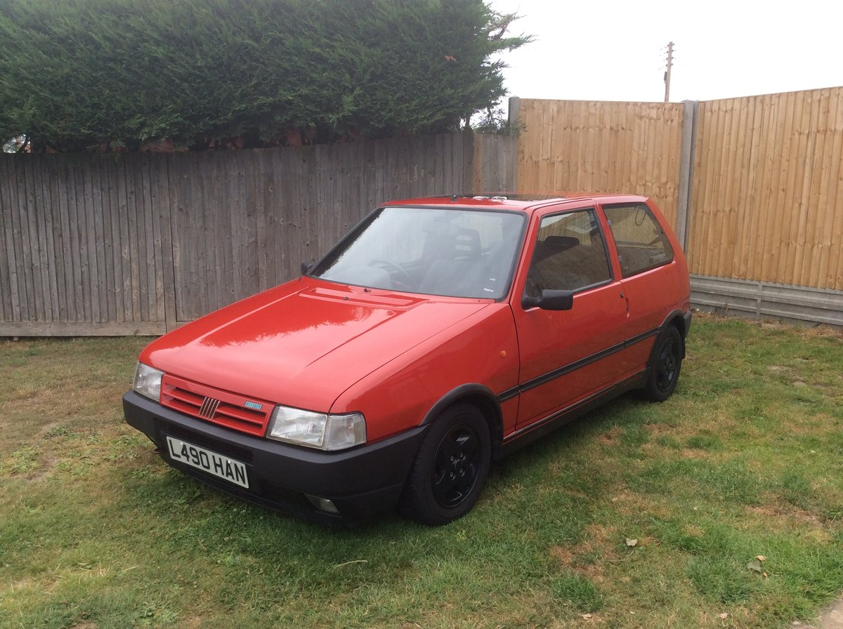 1993 FIAT UNO TURBO For Sale (picture 2 of 3)
