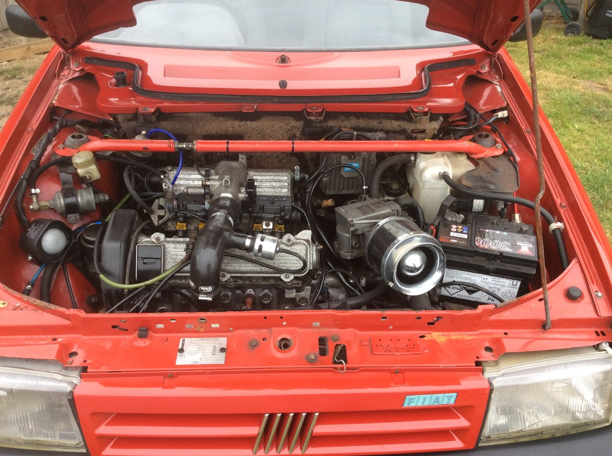 1993 FIAT UNO TURBO For Sale (picture 3 of 3)