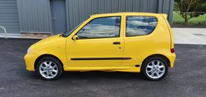 Picture of 2001 Fiat Seicento Schumacher SOLD