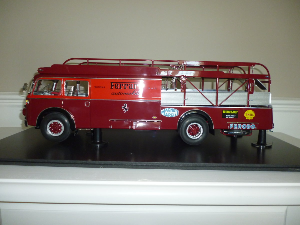 Cmc fiat rn2 bartoletti ferrari transporter For Sale (picture 1 of 6)