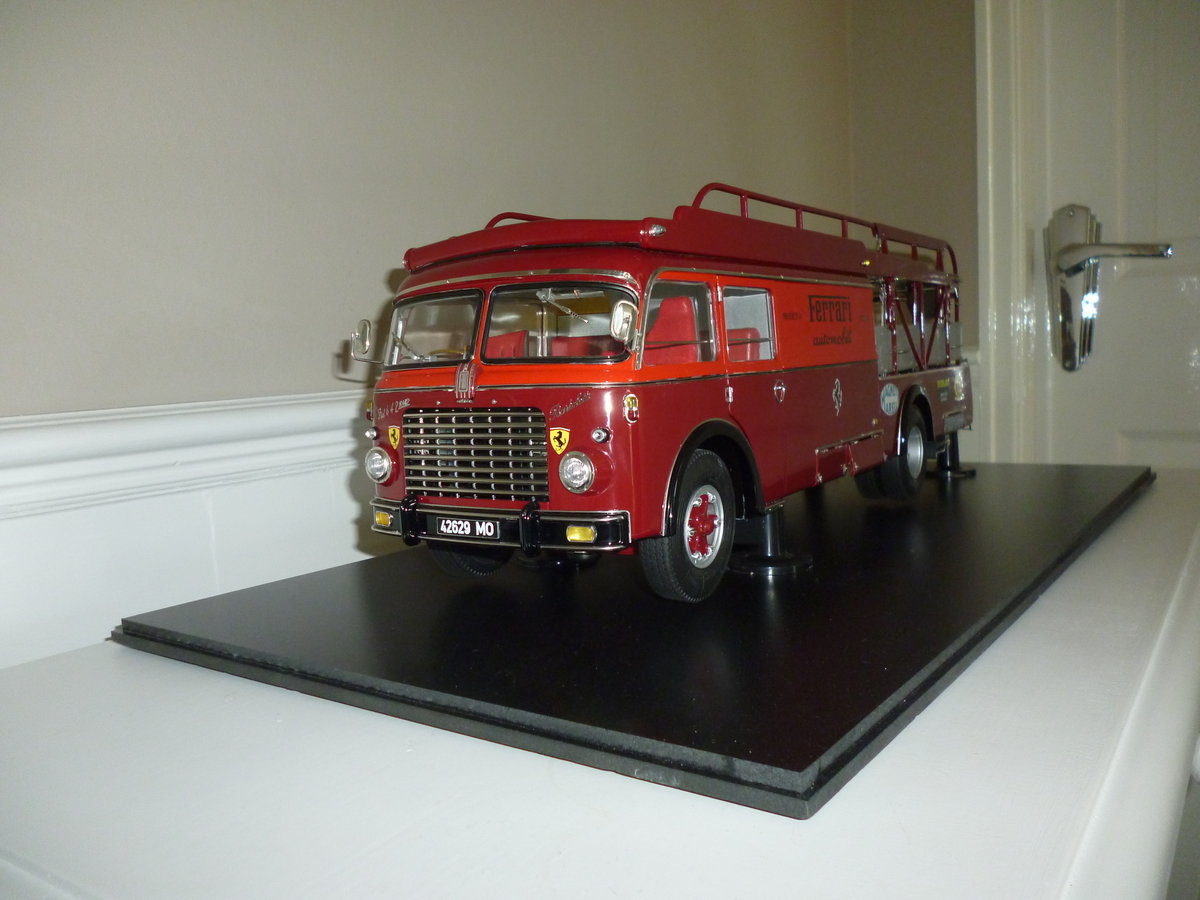 Cmc fiat rn2 bartoletti ferrari transporter For Sale (picture 2 of 6)