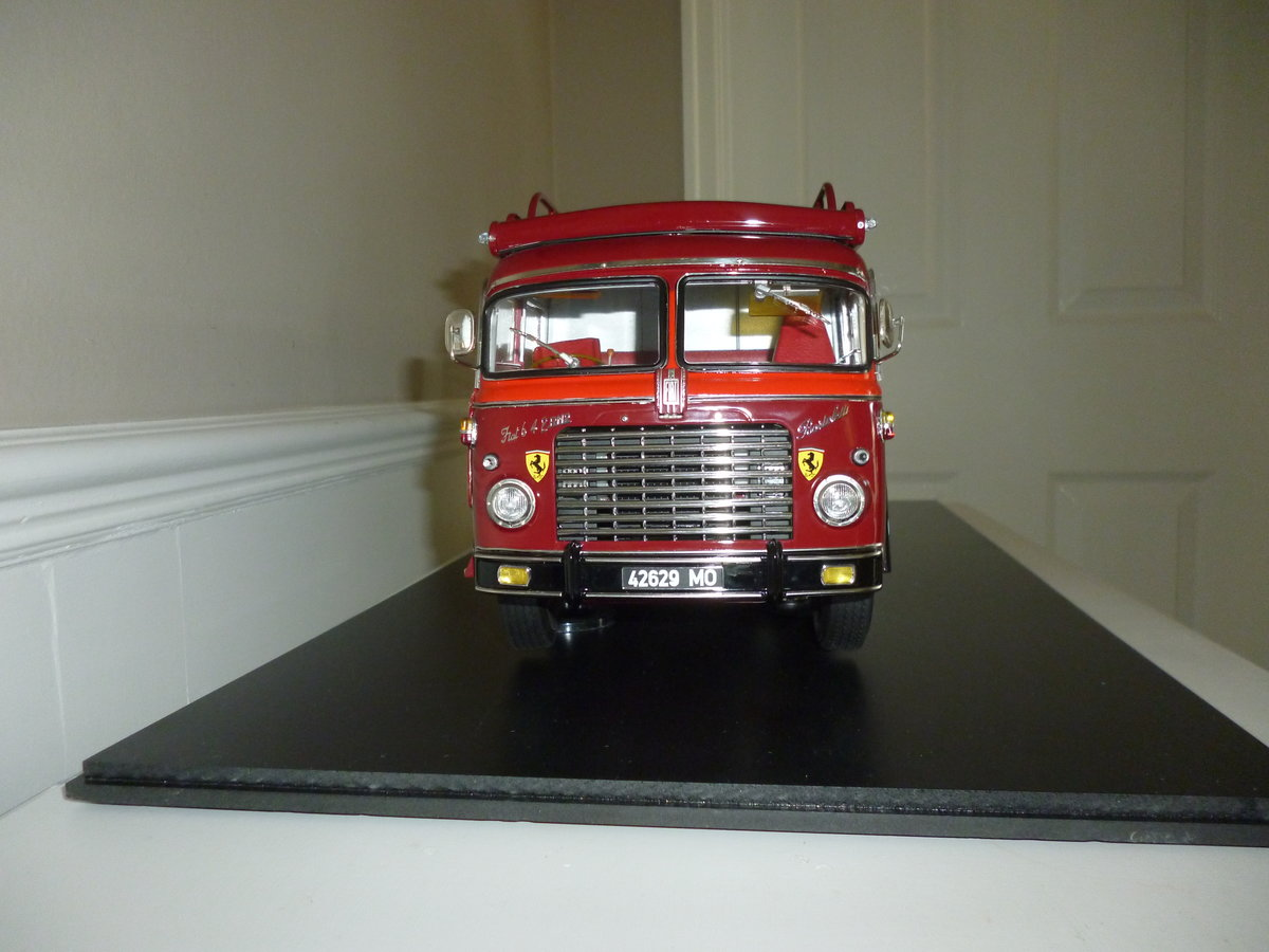 Cmc fiat rn2 bartoletti ferrari transporter For Sale (picture 3 of 6)