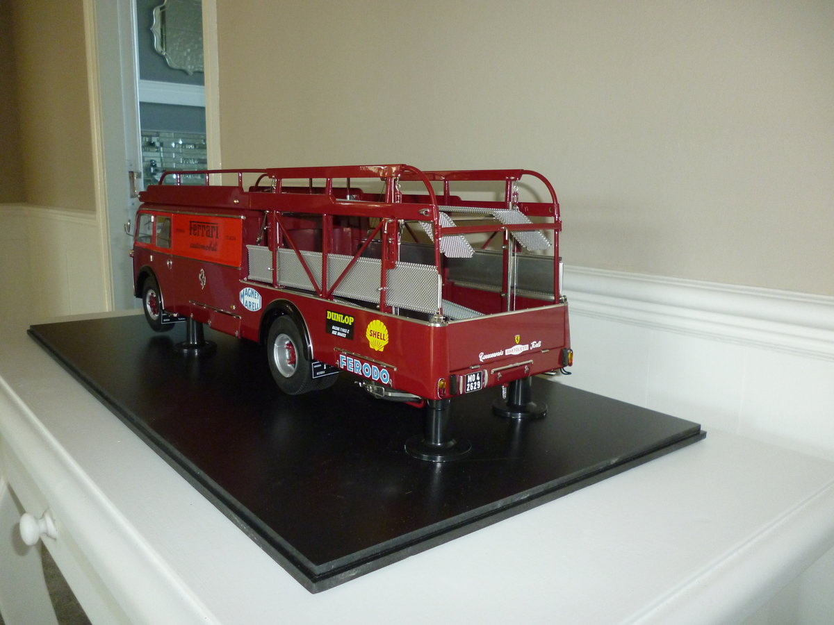 Cmc fiat rn2 bartoletti ferrari transporter For Sale (picture 4 of 6)