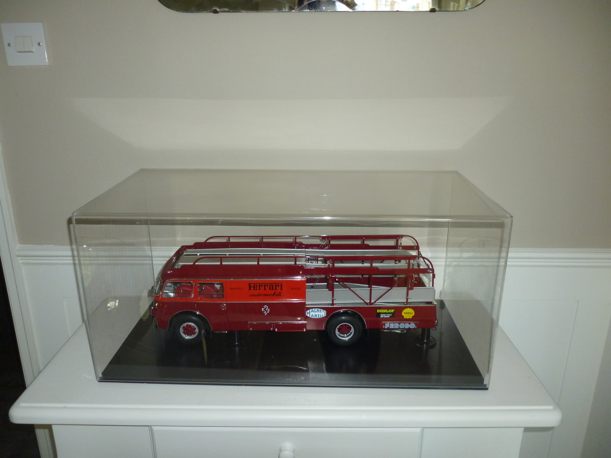 Cmc fiat rn2 bartoletti ferrari transporter For Sale (picture 5 of 6)