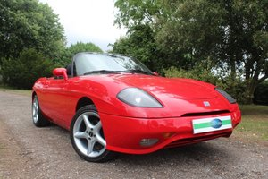 1996 Fiat Barchetta 1.7 Convertible