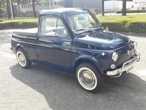 Picture of FIAT 500 PICK-UP 1975 €17,900.00 SOLD