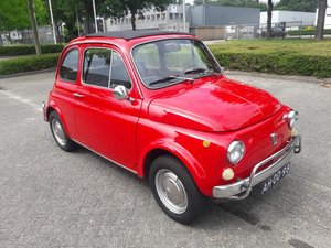 Picture of FIAT 500 L 1972 RED       €8,500.00 SOLD