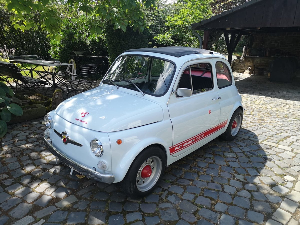 1971 Fiat 500 with 650 engine and gearbox For Sale (picture 1 of 6)