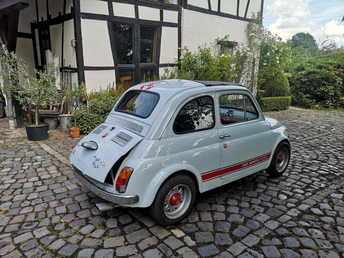 1971 Fiat 500 with 650 engine and gearbox For Sale (picture 2 of 6)