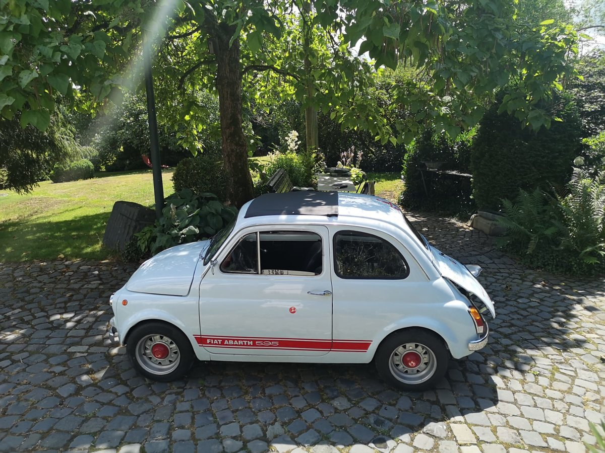 1971 Fiat 500 with 650 engine and gearbox For Sale (picture 3 of 6)