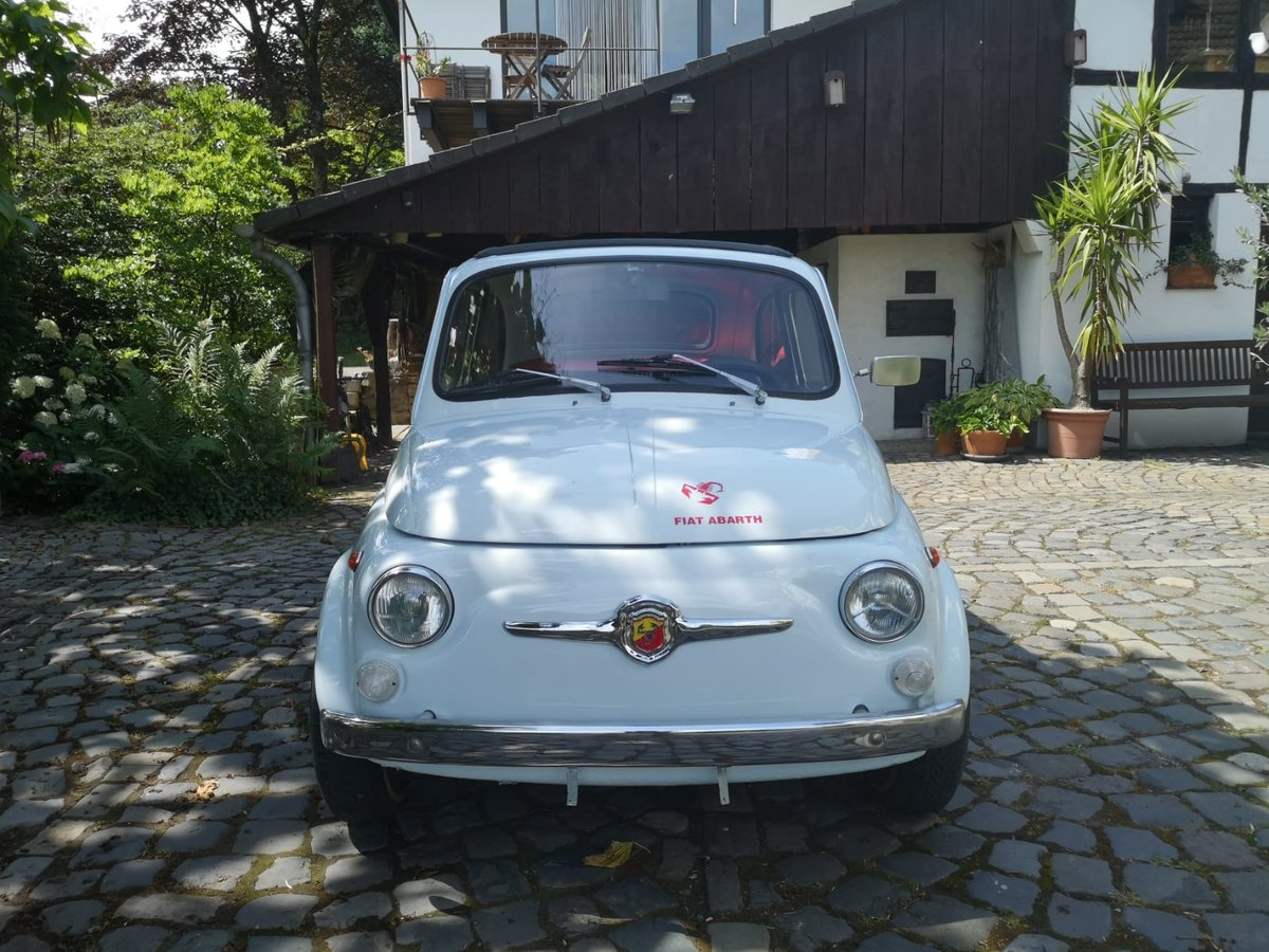 1971 Fiat 500 with 650 engine and gearbox For Sale (picture 4 of 6)