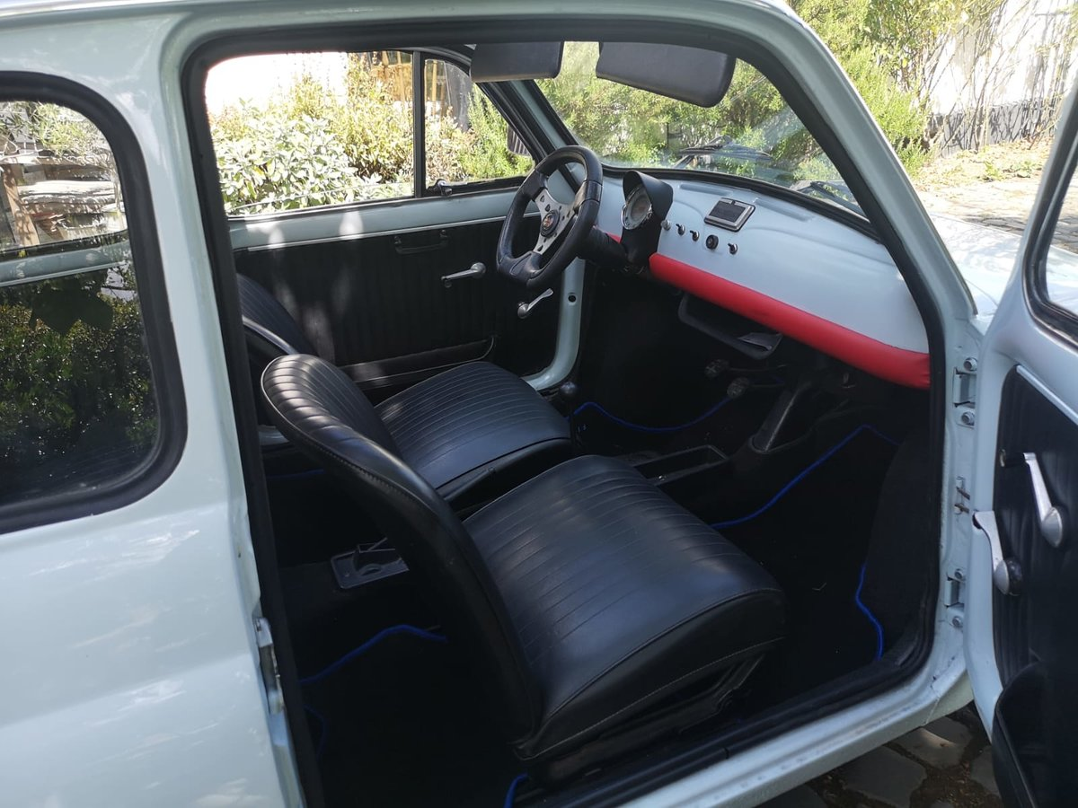 1971 Fiat 500 with 650 engine and gearbox For Sale (picture 5 of 6)