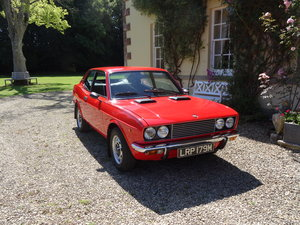 1974 FIAT 128SL COUPE (SPORT) Restored!