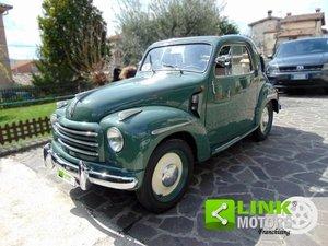 Picture of Fiat 500C Topolino, ANNO 1954, ISCRITTA A.S.I, completament For Sale