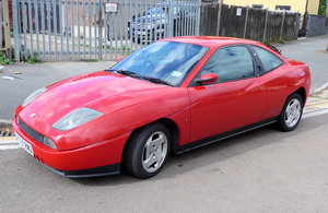 Fiat Coupe Red 2.0 20 valve VIS