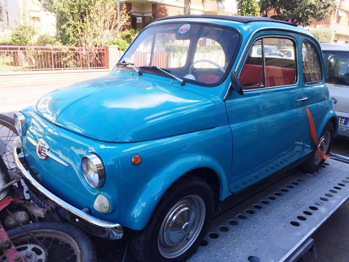 1969 Fiat 500 F For Sale (picture 1 of 6)
