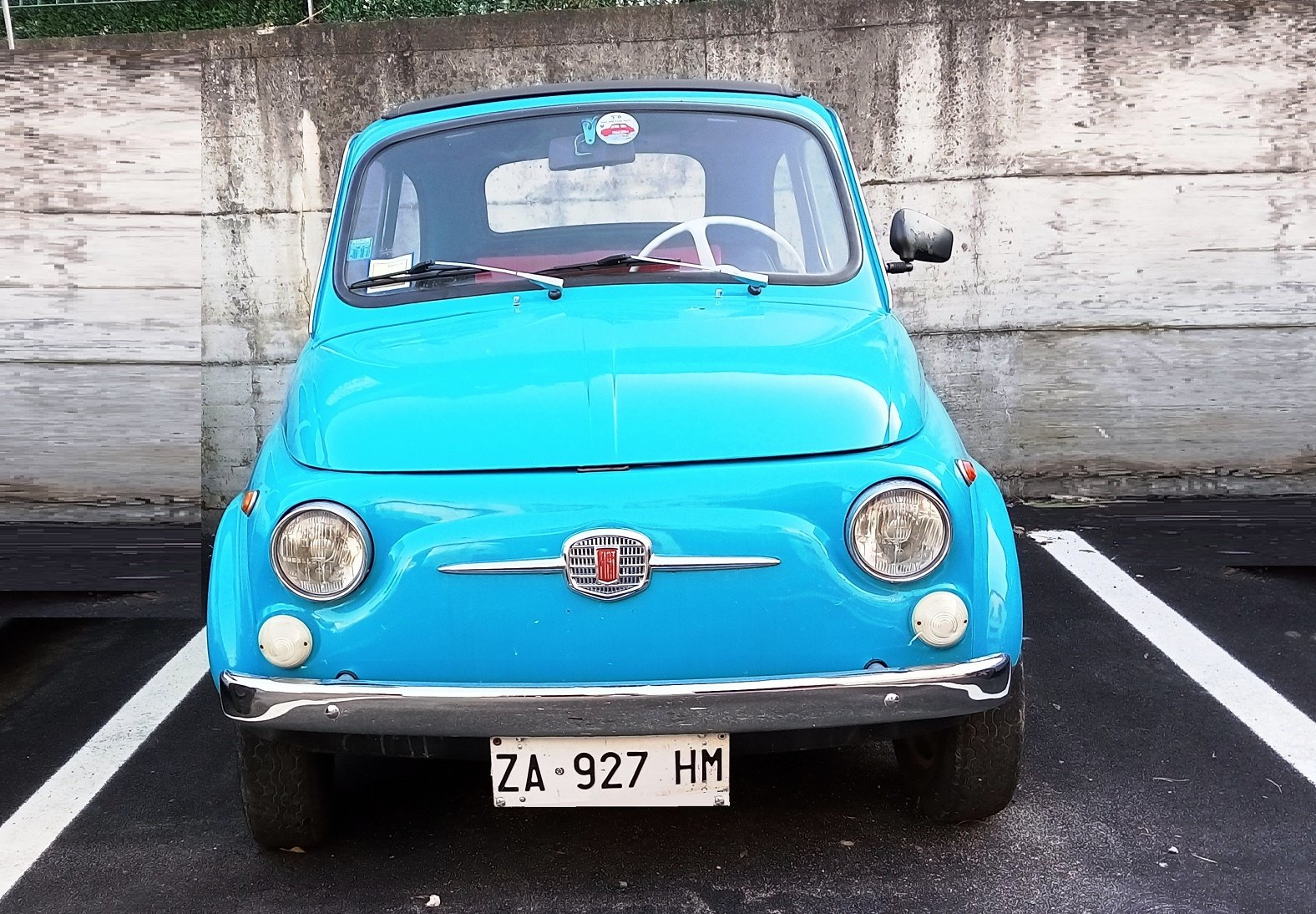 1969 Fiat 500 F For Sale (picture 3 of 6)