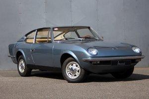1969 Fiat 125 S Samantha LHD