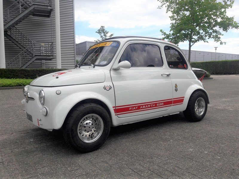 1970 Fiat 500 ABARTH REPLICA €22,900.00 SOLD (picture 1 of 6)