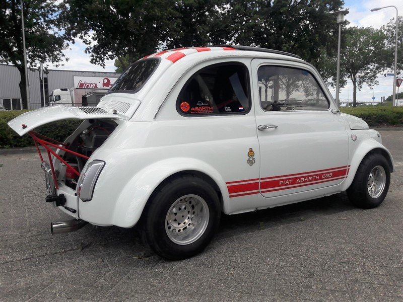 1970 Fiat 500 ABARTH REPLICA €22,900.00 SOLD (picture 2 of 6)