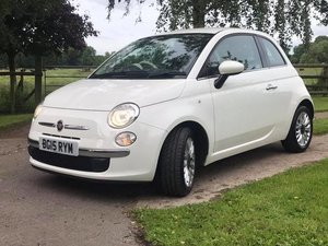 2015 Fiat 500 Popstar very low mileage!