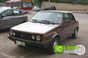 FIAT Ritmo Bertone 85 s Cabrio TARGA ORO (1984) RESTAURO CO For Sale