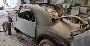 1950 Barn Find - Fiat 500C Topolino