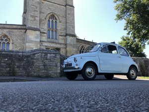 Picture of 1965 Fiat 500 F Ottobulloni classic cars SOLD