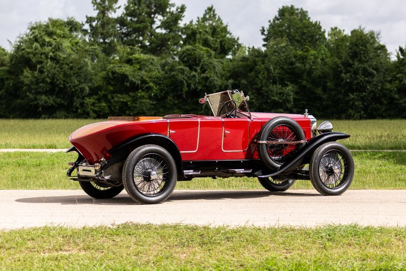 1924 Fiat 519S TORPEDO SPORT SPECIALE  very Rare $675k For Sale (picture 2 of 6)