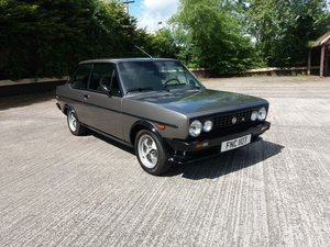 Fiat 131 Mirafiori Sport / Racing Fully Restored